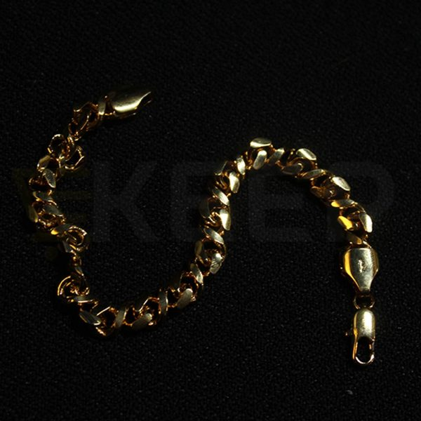 keep-high quality golden polished chain